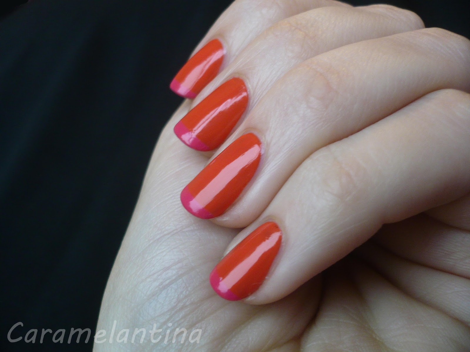 Maybelline Orange Couture, Colorama Clubber, opiniones swatch review