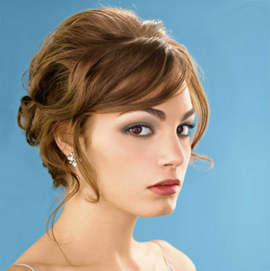Updos For Short Hair   Top Haircut Styles 2017
