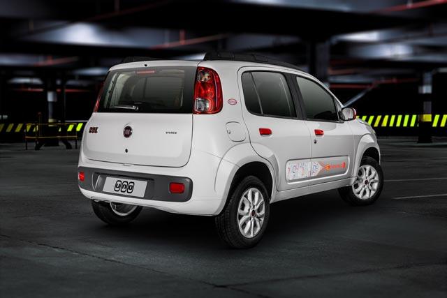 automovel Fiat Uno 2014