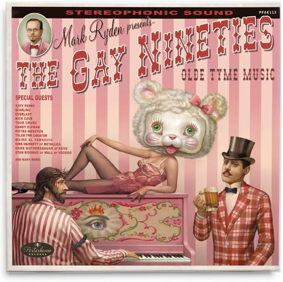 Mark Ryden - The Gay Nineties Old Tyme Music: Daisy Bell