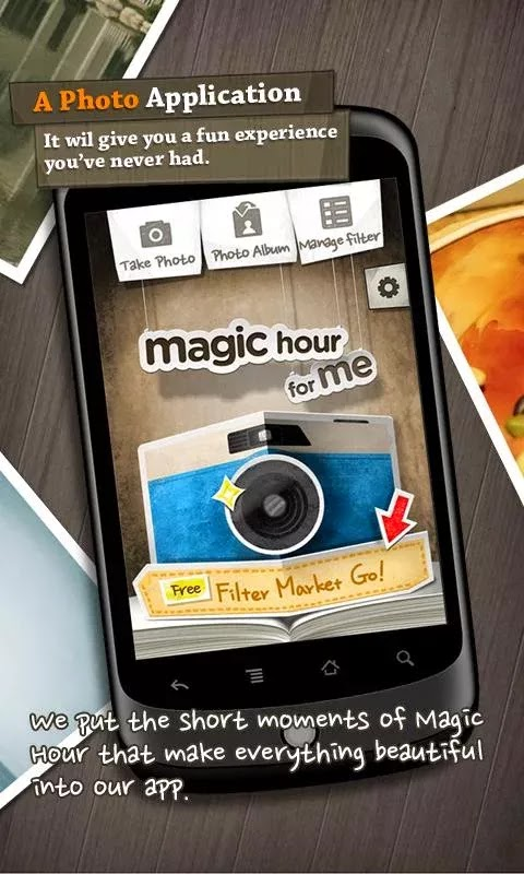 Magic Hour - Photo Editor v1.4.3