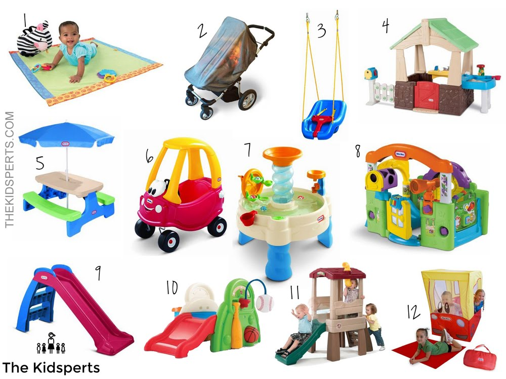 12 To 18 Month Toys : Kidspert must have summer toys for the backyard ages