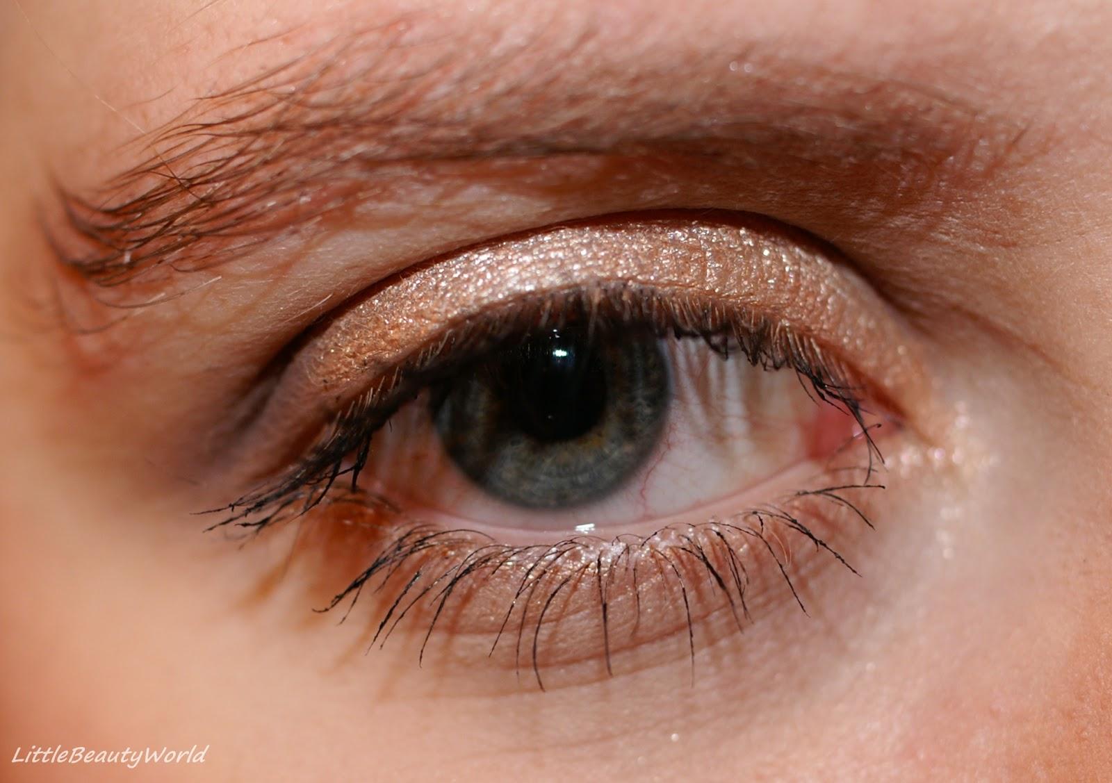 Ein natürliches Make Up mit Drogeriprodukten
