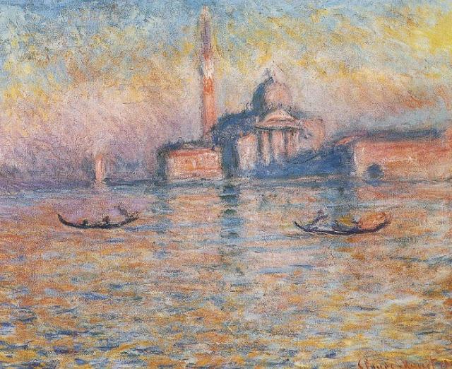 ART & ARTISTS: Claude Monet - part 26 1900 - 1908