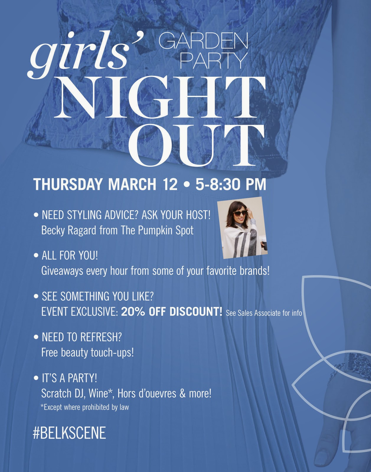 Belk Girl's Night Out
