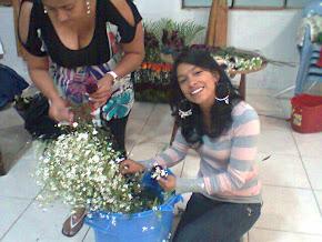 Preparativos para Pentecostés 2012