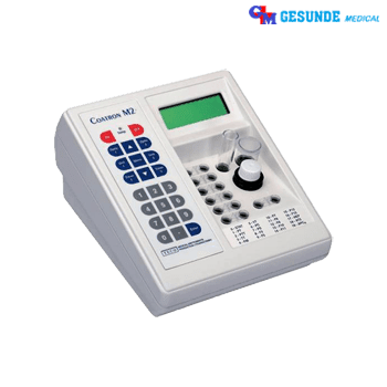 coagulation analyzer semi automatic 2 channel