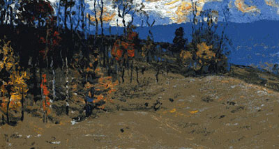 My World Swedish American Painter John Fabian Carlson