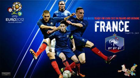 EURO 2012: Sorry Rooney... Aku pilih Perancis (Updated!)