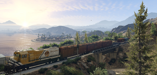 GTA 5 PC Screenshots