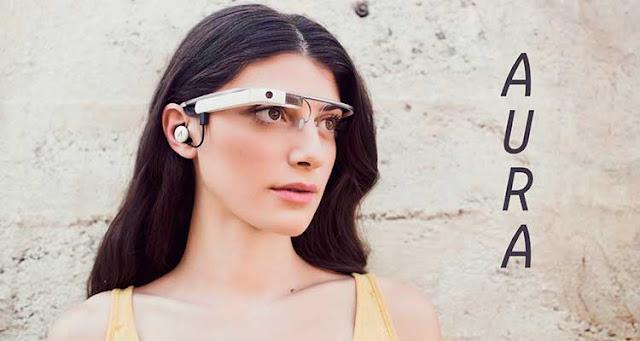 Google Project Aura Smartglass ou óculos inteligentes
