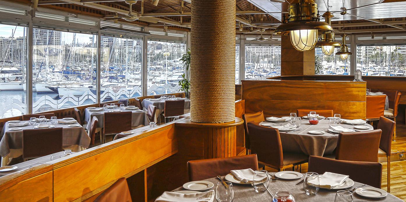El restaurante d rsena celebra el i simposio del arroz for Sala 8 y medio alicante