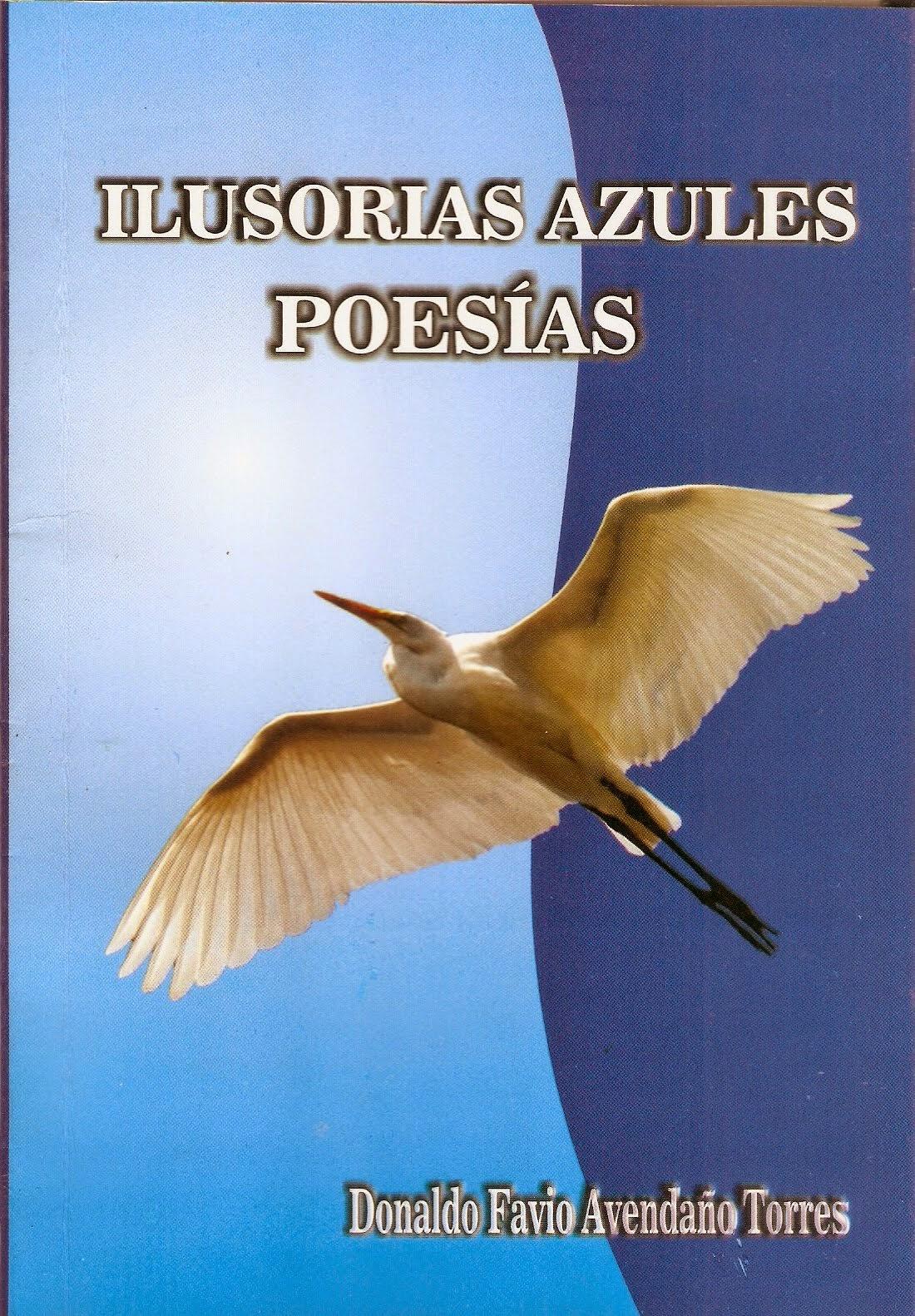 ILUSORIAS AZULES POESÍAS