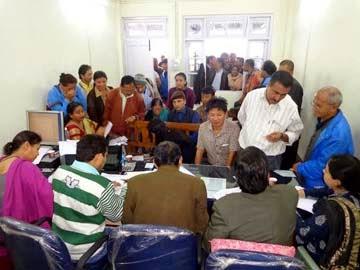Darjeeling Lok Adalat for BSNL outstanding telephone bills