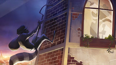 #22 Sly Cooper Wallpaper