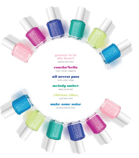 Essie Neons 2015 Collection