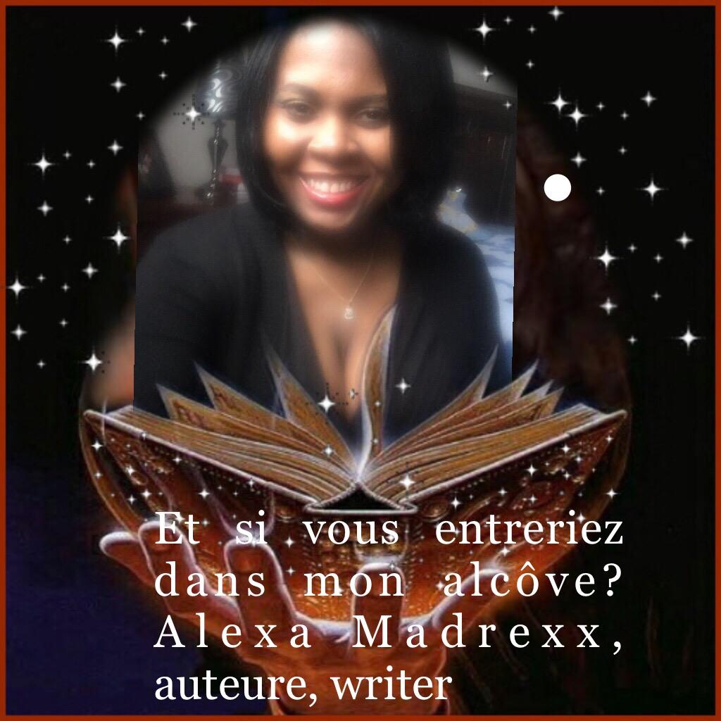 Bienvenus dans mon monde d'écriture et de mes goûts!