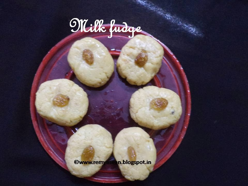 Milk fudge/Pal peda