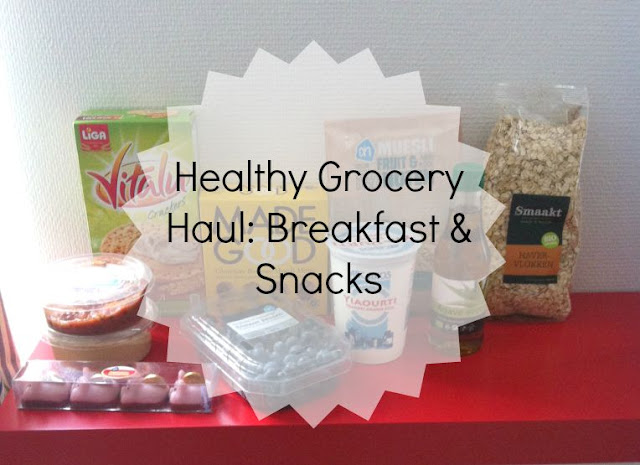 Grocery Haul: Healthy Food & Snacks