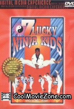7 Lucky Ninja Kids (1989)