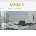 Janela - 2 Columns WordPress Template