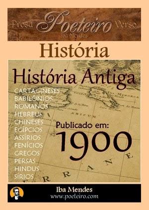 Historia Antiga - Iba Mendes