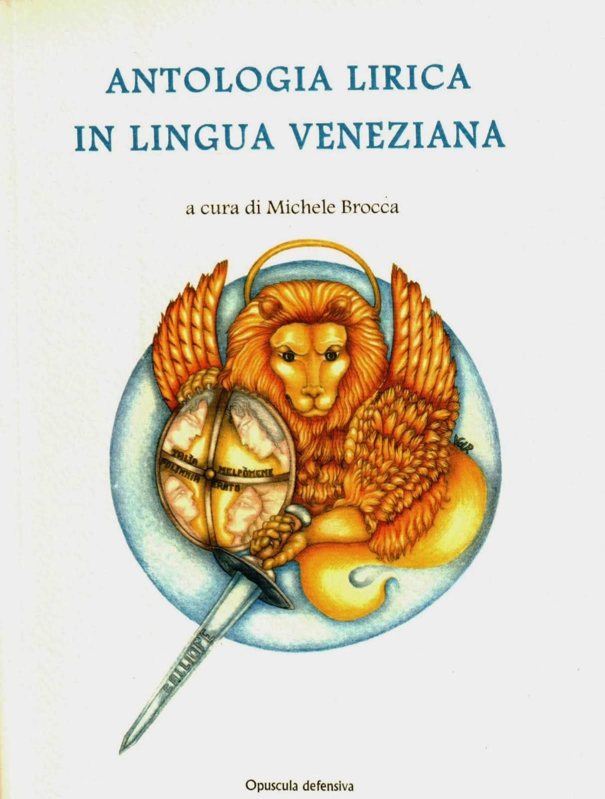 ANTOLOGIA LIRICA IN LINGUA VENEZIANA