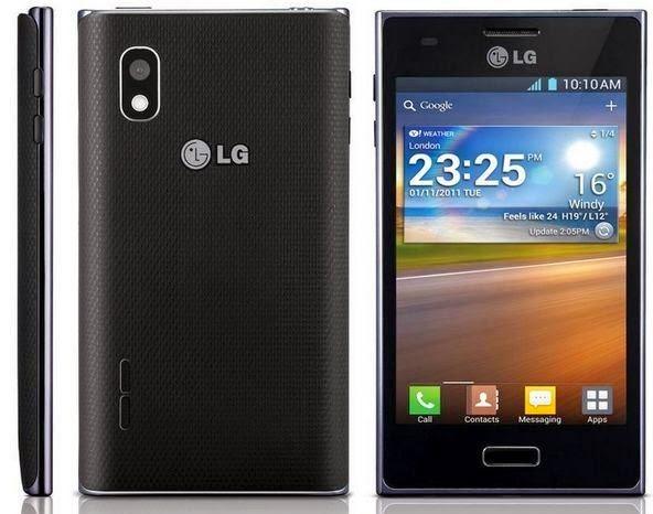 Spesifikasi Hp Lg L5 E 610 Trendy 2014