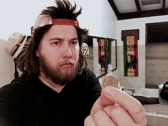 Australia YouTube sensation and big wig Ozzy Man with his Penny Coin cryptocurrency