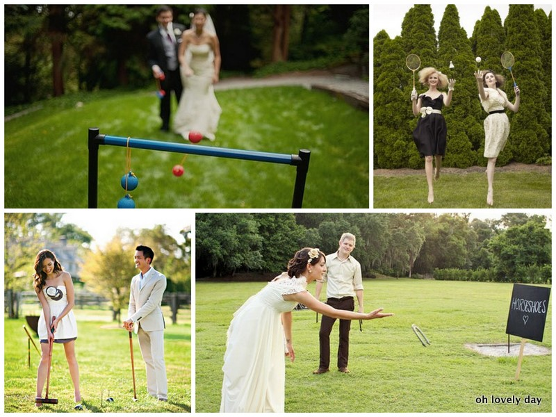 It s in the details wedding lawn games oh lovely day