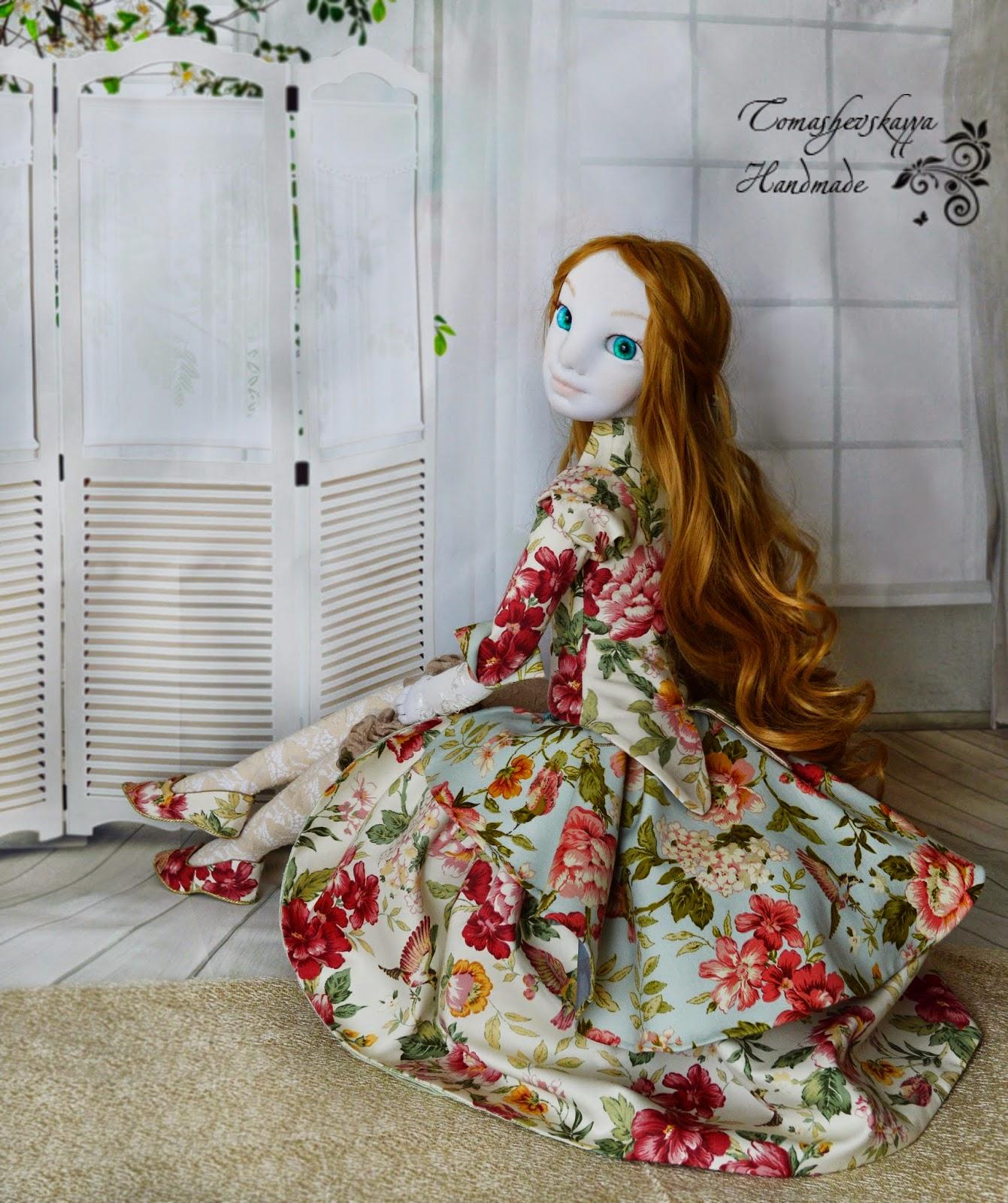 Кукла будуарная. красиво, мило, супер