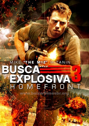 Busca Explosiva 3 (Dual Audio) BDRip XviD