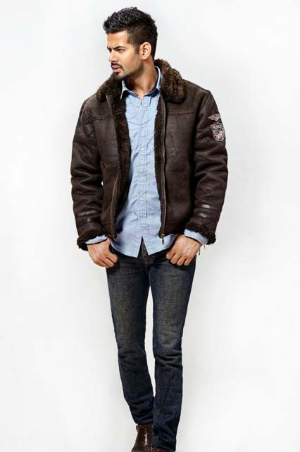 Mens Shirts Sweaters Jackets Winter dresses 2012 by BIG 6 - BIG Mens Winter Collection 2012-13:x