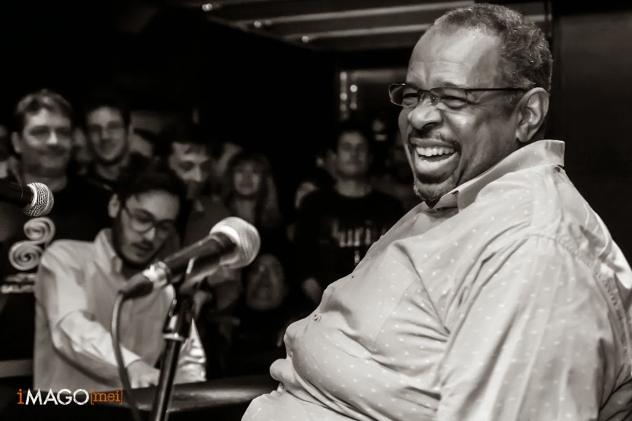 Fred Wesley Trio at Marula Café, Barcelona