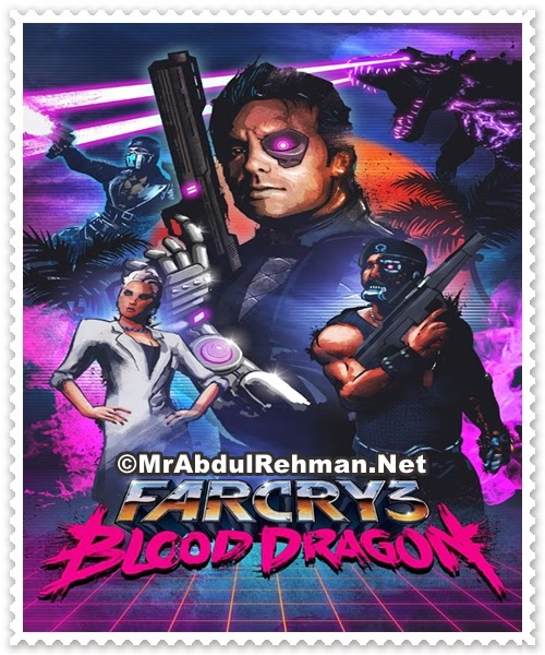 Far Cry 3 Blood Dragon PC Game Free Download Full Version
