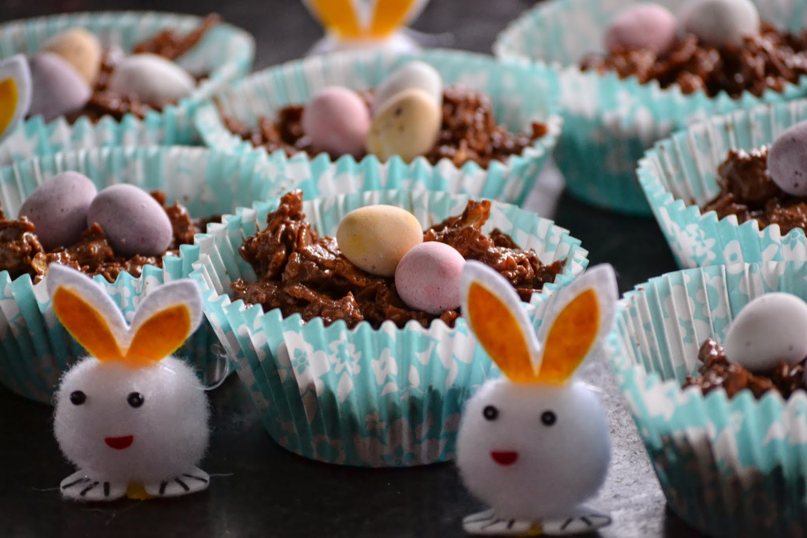 Chocolate nest recipe