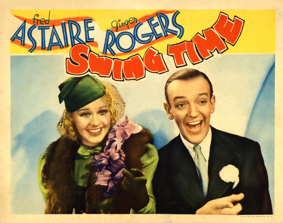 Stardust Melodies: Swing Time