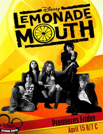 Ver Lemonade Mouth (2011) Online
