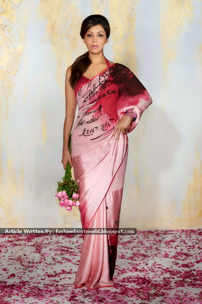 Gauri Khan Autumn-Winter Saree Collection By Satya Paul