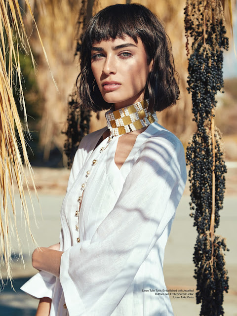 Margaux Brooke for Chloe Magazine. Photographed by Greg Swales. A Not So Model Life, anotsomodellife.com