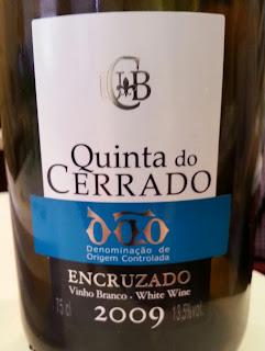 Quinta do Cerrado – Dão Branco Encruzado 2009