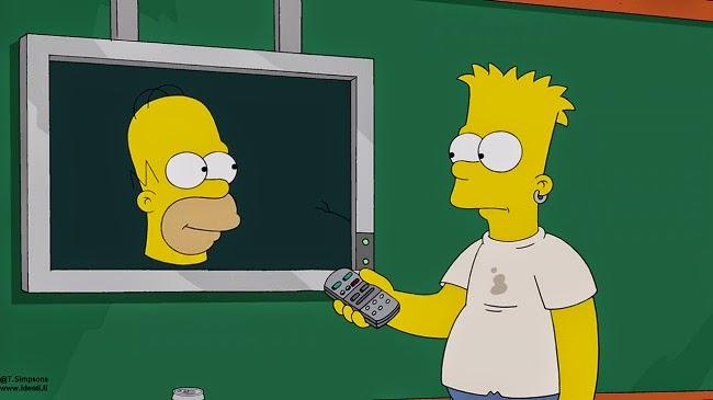 Los Simpsons- Capitulo 18 - Temporada 25 - Audio Latino -  Días del Futuro Futuro
