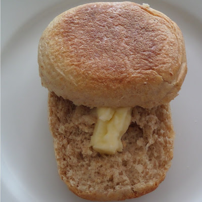 Light Wheat English Muffins:  Soft, flat buns full of nooks and crannies, English Muffins make a great breakfast or lunch sandwich even a great snack.