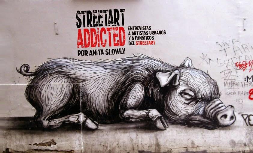 StreetArtAddicted