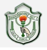Delhi Public School Maruti Kunj Logo