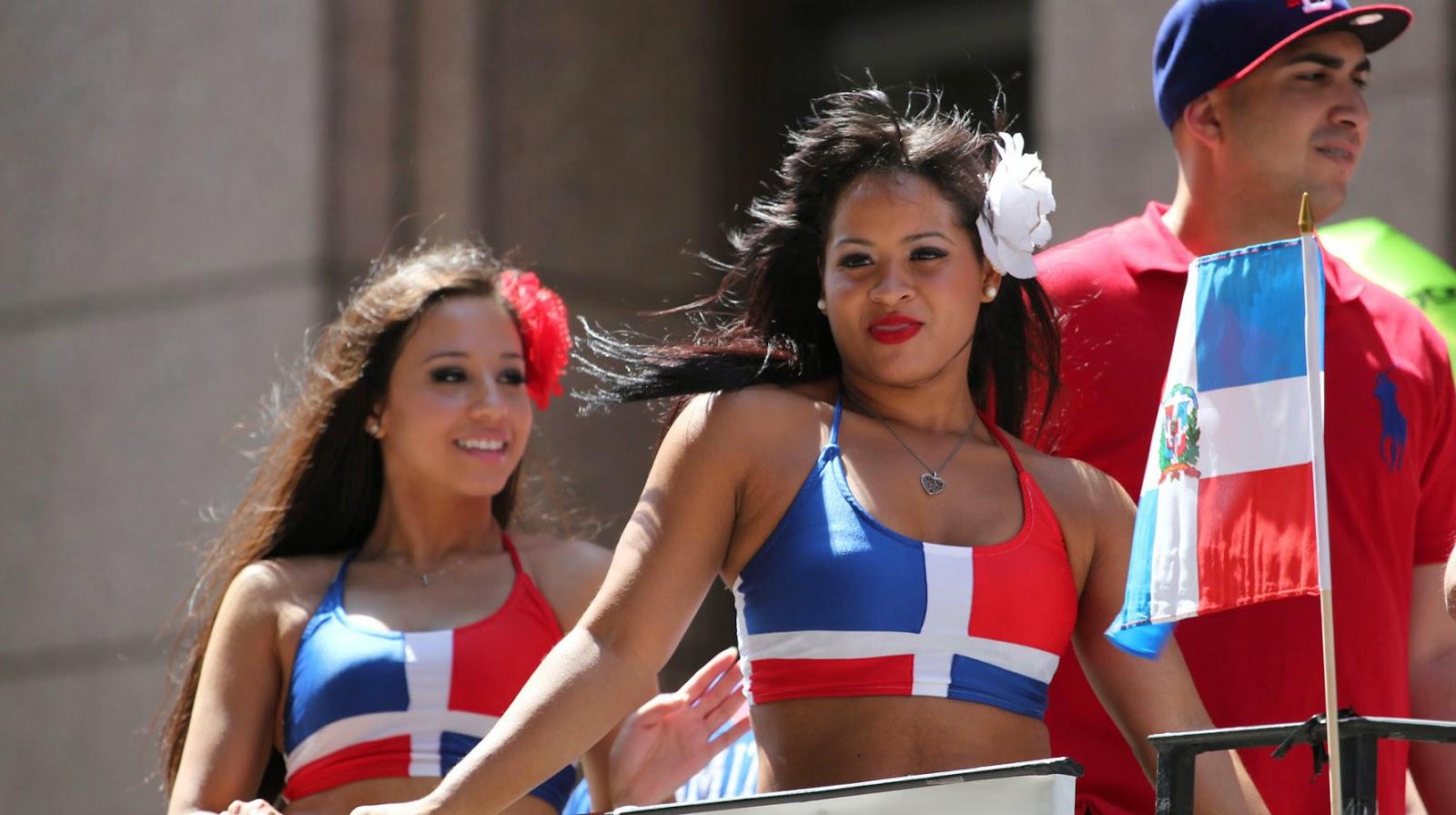 Las chicas  dominicanas mas guapas, espectaculares y  sexys