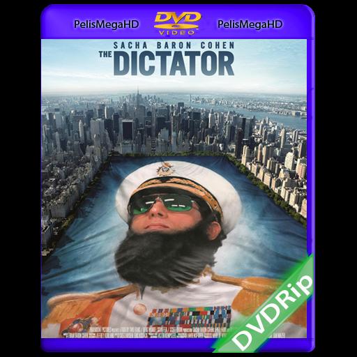 El Dictador (2012) DVDRip Español Latino