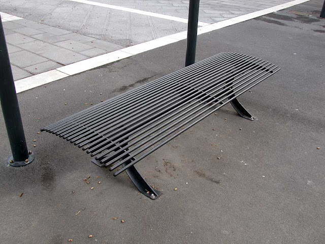 Bench, Town Hall square, Livorno
