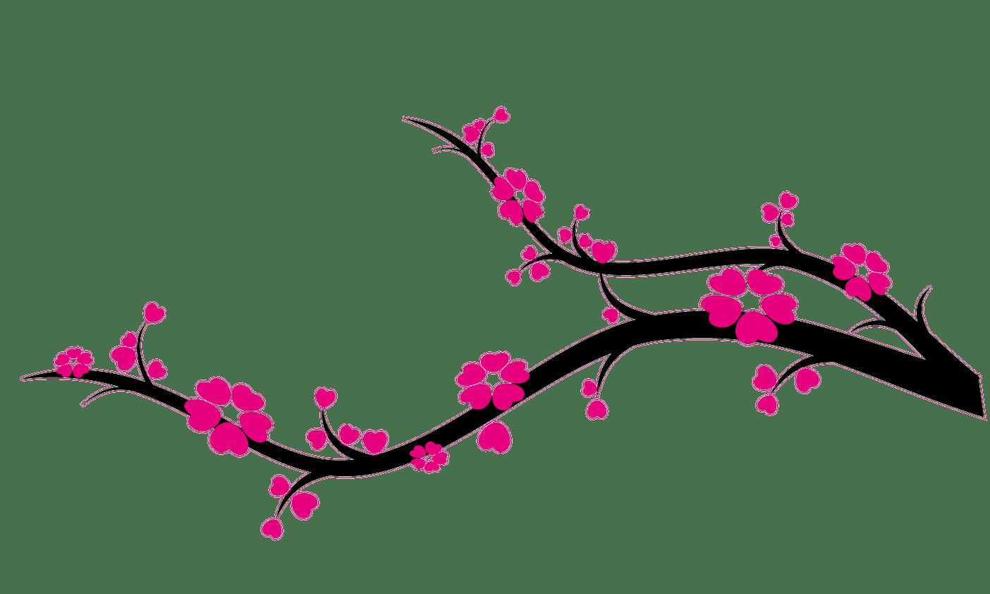 Ma wishlist de mai - Dessin fleur de cerisier ...