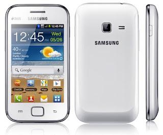 Review Spesifikasi Smartphone Samsung Galaxy Ace Duos S6802